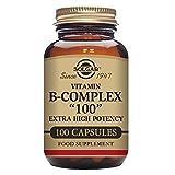 Solgar Formula Vitamin B-Complex'100' Vegetable Capsules - 100 Vegicaps