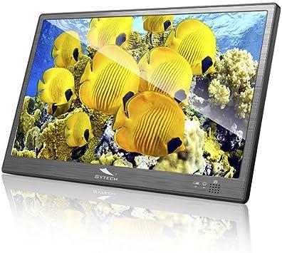Sytech SY340HD - TV portátil: Amazon.es: Electrónica