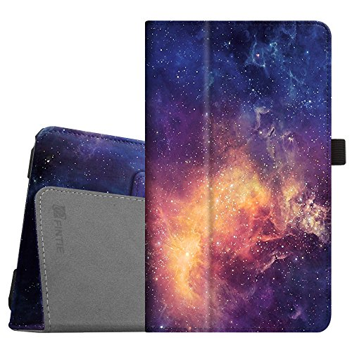Fintie Folio Case for Samsung Galaxy Tab E 8.0 - Premium PU Leather Slim Fit Smart Stand Cover for Galaxy Tab E 32GB SM-T378 / Tab E 8.0-Inch SM-T375 / SM-T377 Tablet, Galaxy