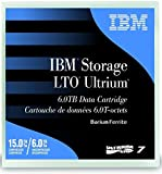 IBM 38L7302 LTO7 Ultrium7 15TB RW Data Cartridge (NEW)
