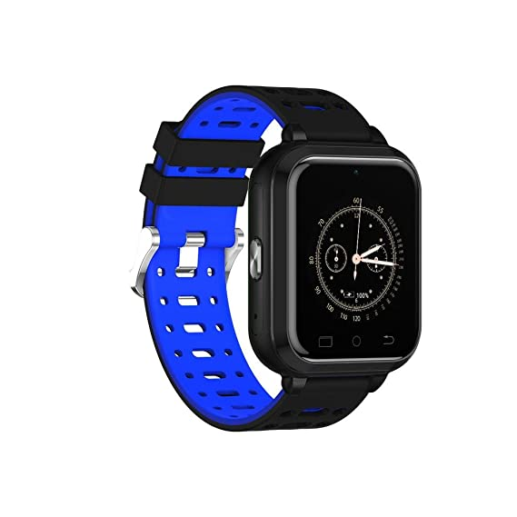 IP67 Reloj Inteligente 4G Full Netcom Smart Watch GPS 1.45 Pantalla Android 6.0 RAM 1GB ROM