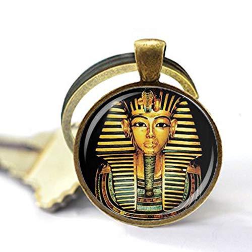 (FATS Ancient Egypt Tutankhamun Historical Keychain)