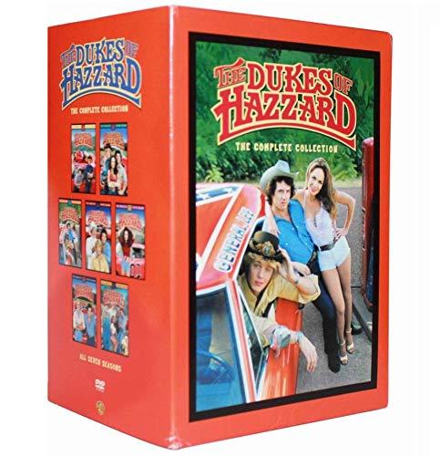 The Dukes of Hazzard: The Complete Series DVD Box Set Season 1-7