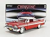 1958 Plymouth Fury Red Christine (1983) Movie