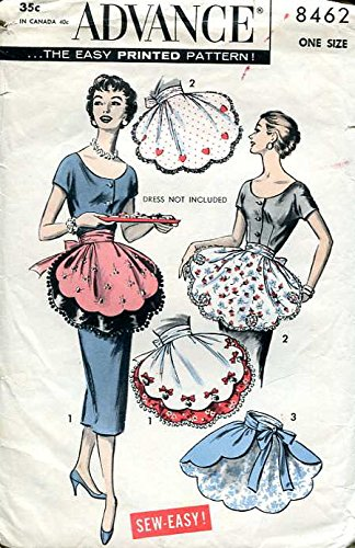Amazon Advance 8462 Vintage Sewing Pattern Sew Easy Petal