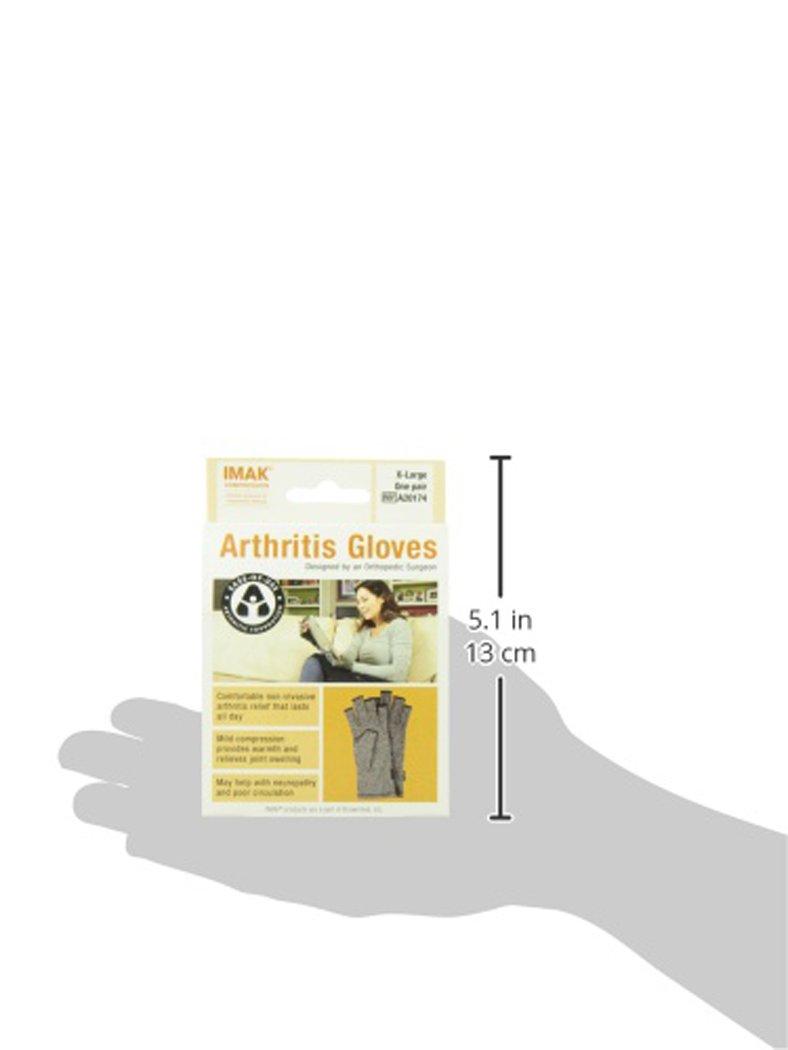 IMAK Compression Arthritis Gloves by Imak (Image #6)