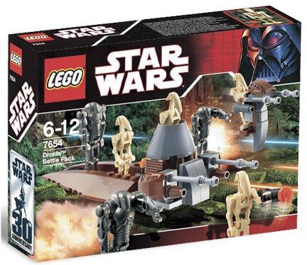 LEGO Droids Battle Pack 7654