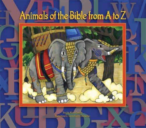 Download Animals of the Bible from A to Z pdf epub