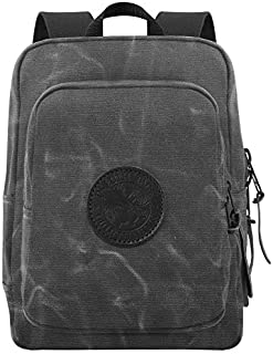 product image for Duluth Pack Small Standard Daypack, Wax Grey, 14 x 10 x 4-Inch