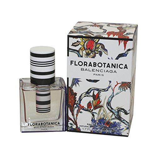 Cristobal Balenciaga Flora Women Eau De Parfum EDP 1.7oz / 50ml (Perfume Cristobal)