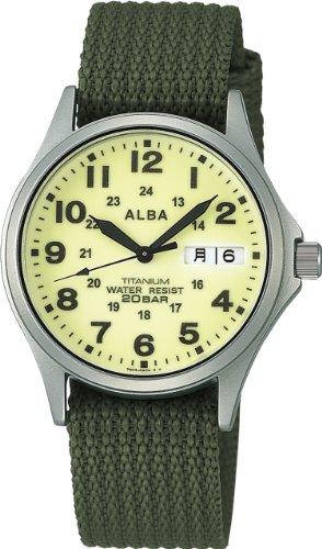 Seiko Alba Women Watches (Seiko Alba military APBT209 watch)