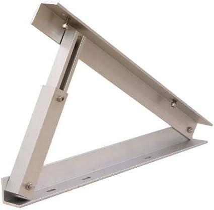 toit hors r/éseau VR ROMYIX Supports de montage inclinables pour panneau solaire /à angle r/églable de 22Bateau