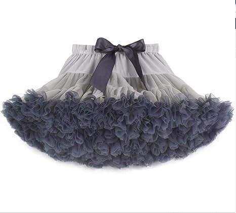 Faldas de baile para niñas falda de ballet danza Latina vestido ...