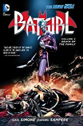 Batgirl Vol. 3: Death of the Family (The New 52) (Batgirl (DC Comics Quality Paper))
