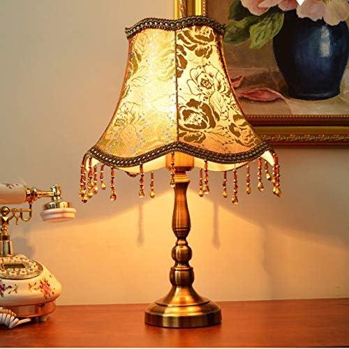 Amazon Com Xumingtd American All Bronze Desk Lamps Retro Bedroom Decorative Desk Lamp Living Room Table Lamp Restaurant Hotel Club Decoration Lamp Color A Size Button Switch Home Kitchen