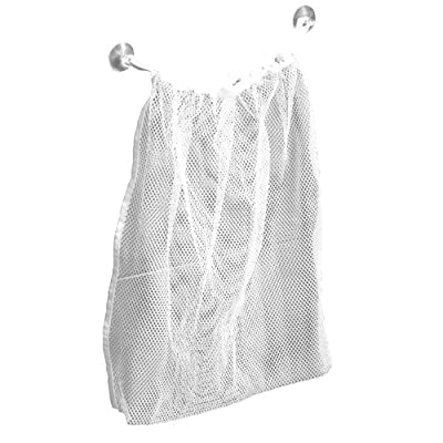 Prime-Line Products S 4629 Child Bath Tub Toy Storage Net, White