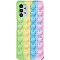 HNZNCY fidget toys etui na telefon komórkowy nadaje się do Samsung A01 A10E A11 A12 A20/A30/A50 A21 A31/A51 A32 A71…