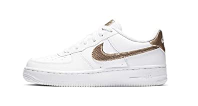 cheaper 4cbcf 5392d Nike Air Force 1 EP (GS), Chaussures de Basketball Femme, Multicolore (