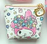CJB My Melody Coin Pocket Pink (US Seller)