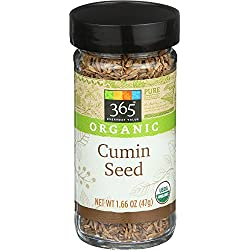 365 Everyday Value, Organic Cumin Seed, 1.66 Ounce