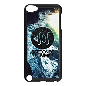 5 Second of Summer 5sos Hard Soft Compound Plastic Case Skin Cover For iPod Touch 5th