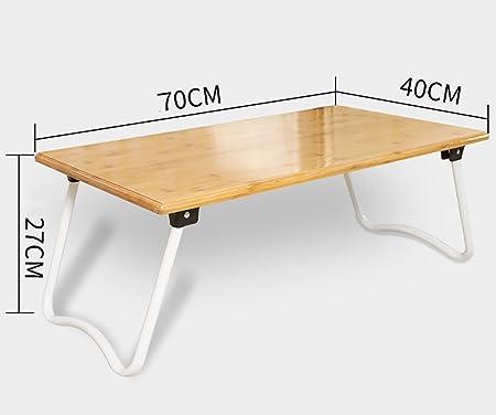 Mesa de la computadora Plegable Cama de Mesa con Mesa Plegable ...
