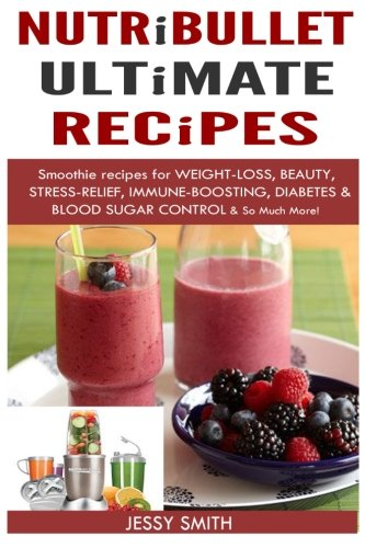 Nutribullet Ultimate Weight loss Stress Relief Immune boosting