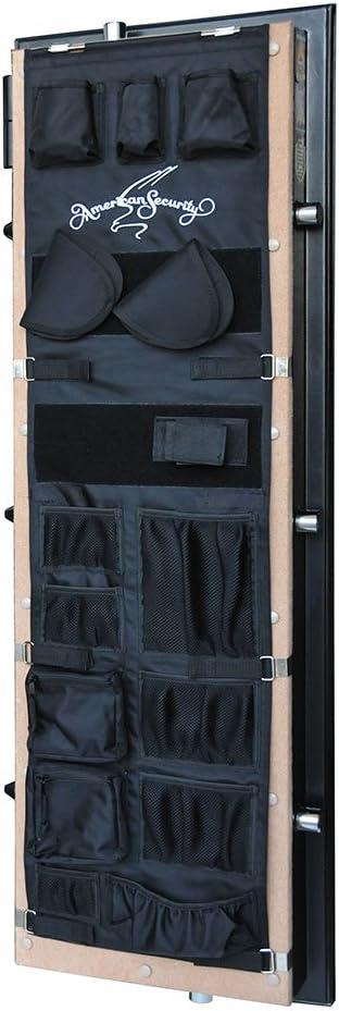 American Security Model 13 Premium Door Organizer Retrofit Kit 513J-lCMCALSL1000_