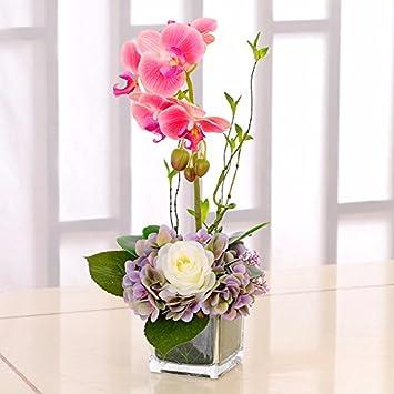Xphopoq Im Europaischen Stil Die Orchidee Fake Blume Kunstliche