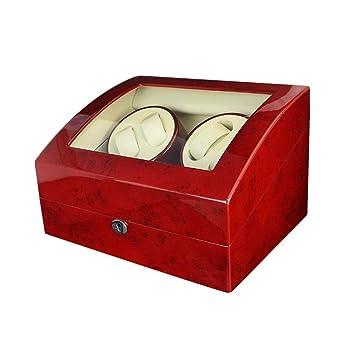 Enrollador de Reloj Automático, 4+6 Caja de Almacenamiento de ...