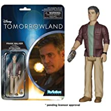 Tomorrowland Frank Walker ReAction 3 3/4-Inch Retro Action Figure