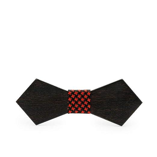 Corbata de lazo de madera de niño Regalo para hombre Niños ...