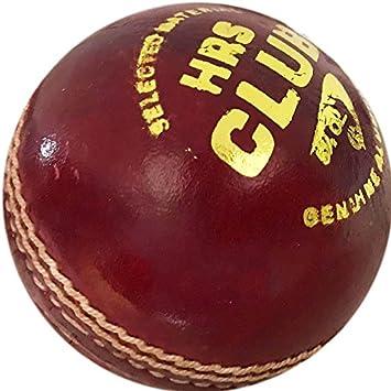 65ff3230b35 HRS Club Cricket Leather Ball