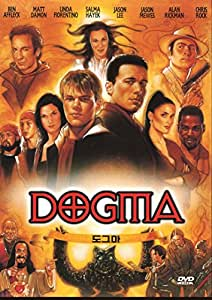 Dogma ~ Ben Affleck, Matt Damon (NTSC All Region - Import DVD)