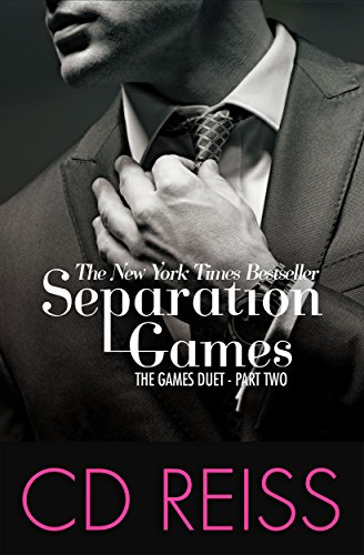 Separation Games (The Games Duet Book 2) by [Reiss, CD]