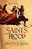 """Saint's Blood (The Greatcoats)"" av Sebastien de Castell"
