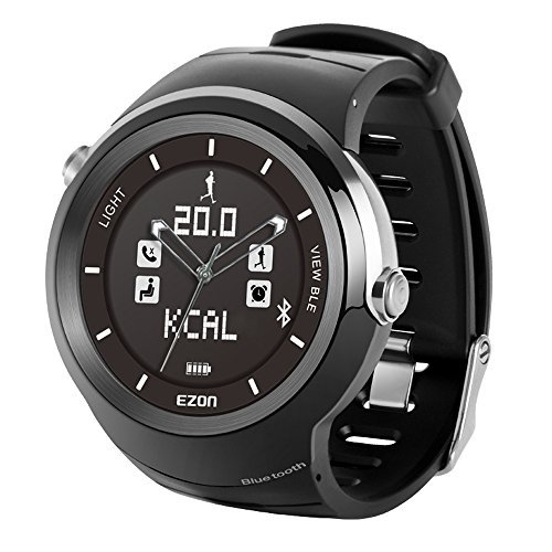 Ezon S3A01 bluetooth smart intelligent running sport watch by EZON