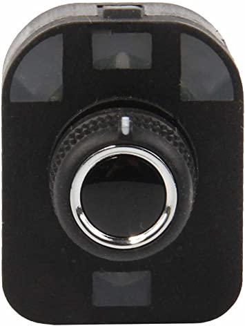 beler MMI Volume Control Button Knob Fit for Audi A4 S4 RS4 A5 S5 RS5 Q5 8T0919070B