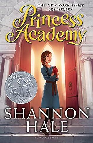 book cover of Princess Academy
