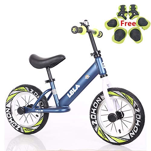Kids Balance Bike, No Pedal Baby Mini Bike, Ride on Scooter, 12