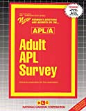 Adult APL Survey (APL-A), Rudman, Jack, 0837369649