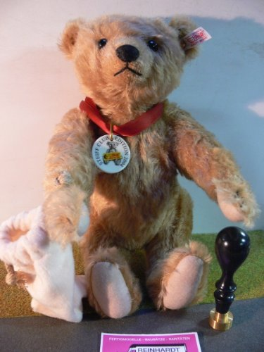 Steiff Club 2004 Teddybar Franz #420405 for sale  Delivered anywhere in USA