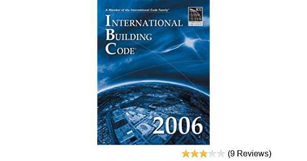 2006 International Building Code Council Series 9781580012508 Amazon Books
