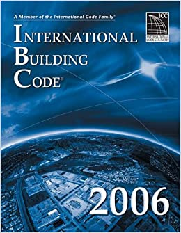 2006 International Building Code Softcover Version