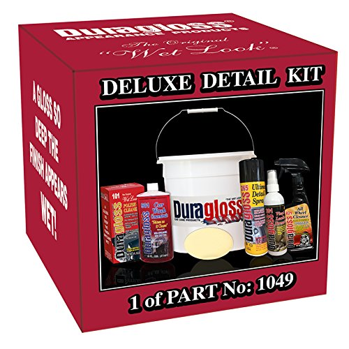 Duragloss 1049 Car Care Kit