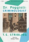 Dr. Poggioli, T. S. Stribling, 1932009256
