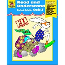 Read & Understand Stories & Activities, Grade 3