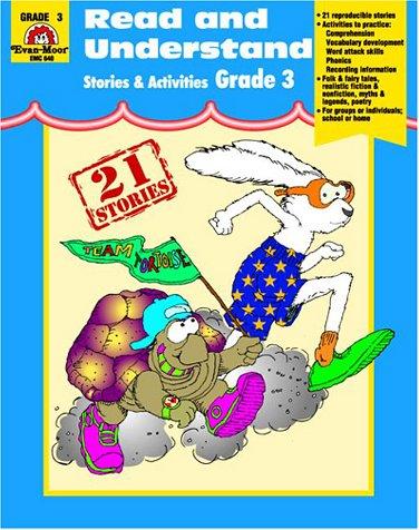 Read and Understand Stories & Activities, Grade 3: Jo Ellen Moore ...