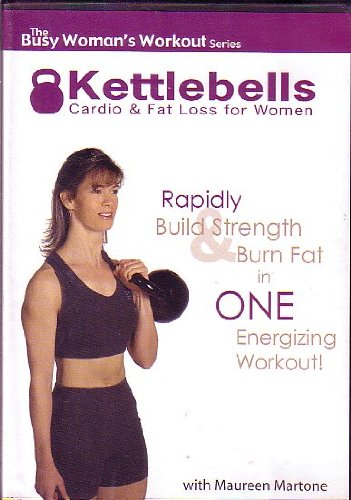 Kettlebells Cardio Fat Loss for Women
