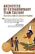 Architects of Extraordinary Team Culture - 5 Secrets from The Ancient Pyramids